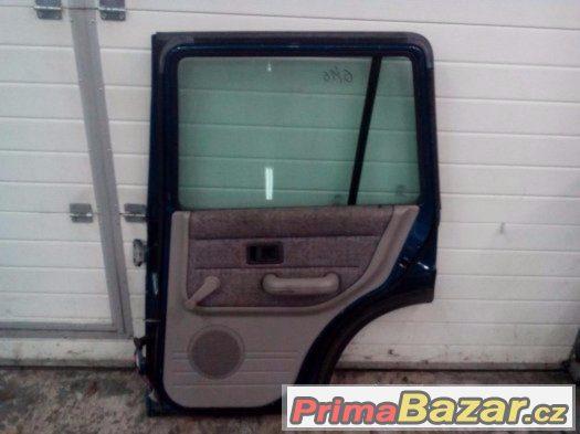 Land Rover Freelander I pravé zadní dveře
