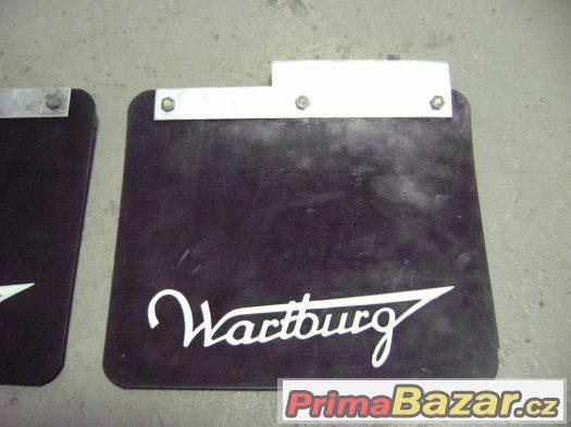 Nové zástěrky originál Wartburg