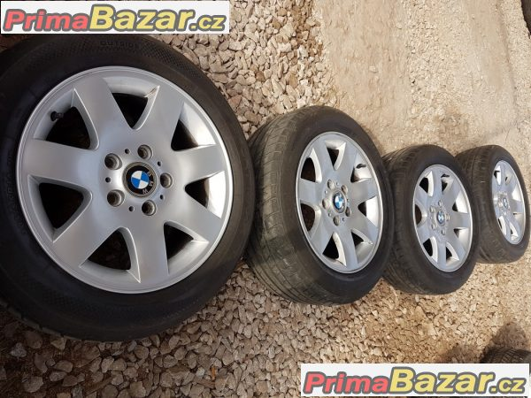 sada alu kola BMW 316007 5x120 7jx16 is47