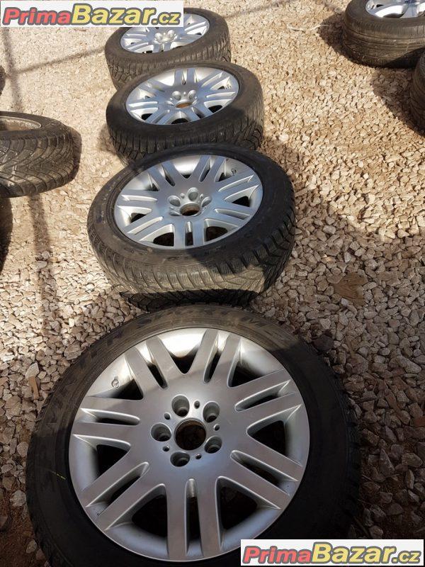 sada alu kola BMW 6753239 s pneu