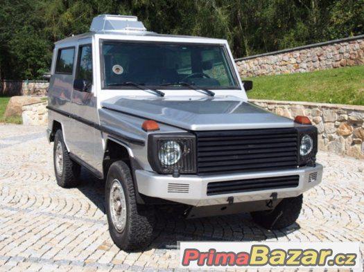 Mercedes-Benz GE280 pancéřovaný/obrněný