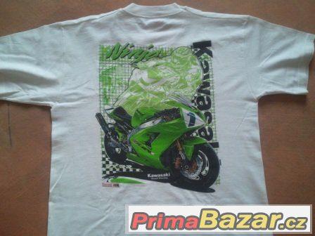Tričko Kawasaki Ninja vel. M/L
