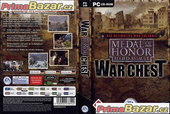 Medal of Honor: War Chest Classic
