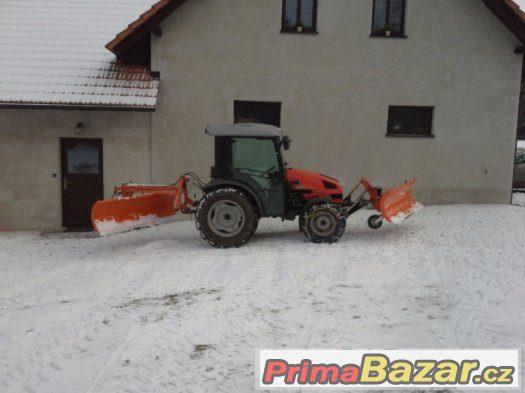 Prodám zadní hydraulicky natáčenou radlici na sníh