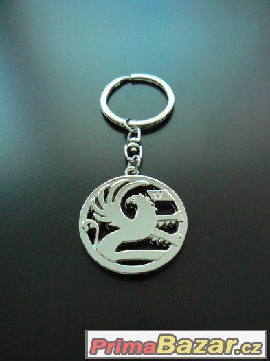 Přívěsek ke klíčům Opel a Vauxhall