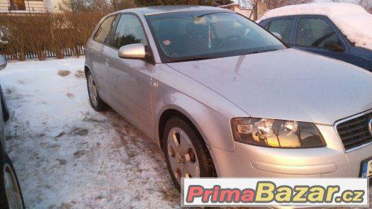 Audi a3 2.0fsi benzin 110kw