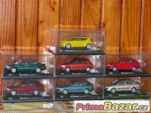 Modely vozů Škoda Abrex
