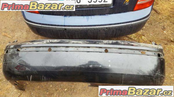zadní nárazník Škoda Superb 1 černý