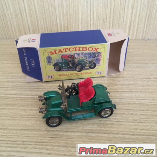 Matchbox Yesteryear Y2 Renault Twoo Seater
