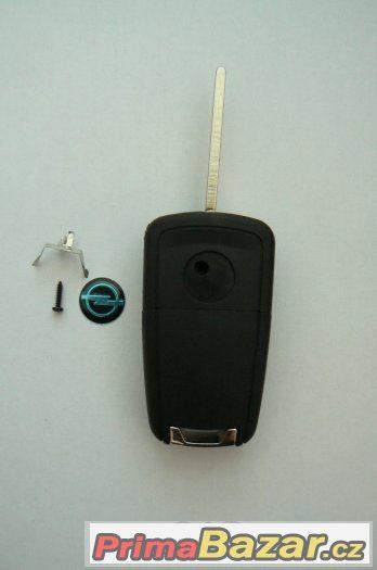 Klíč Opel Astra, Zafira, Vectra, Corsa, Omega apod.