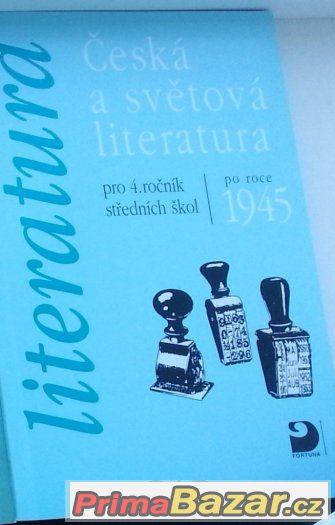 Česká a světová literatura po roce 1945