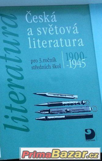 Česká a světová literatura 1900-1945