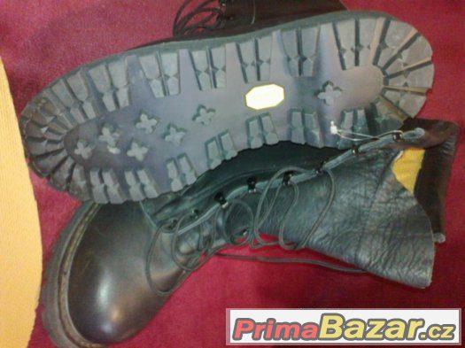 U.S.Army-nové boty-