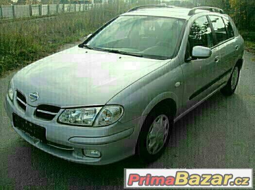 Nissan Almera 2,2 Dci R.v.1/2001
