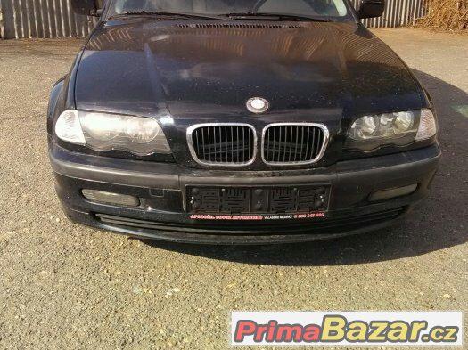 BMW 318i kombi e46