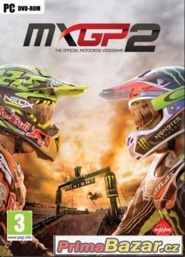 MXGP 2  - PC DVD - NOVÁ