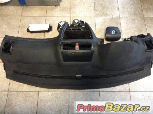 Prodám airbagovou sadu na Škoda Octavia II