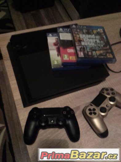 Playstation 4 prodam / za herní PC