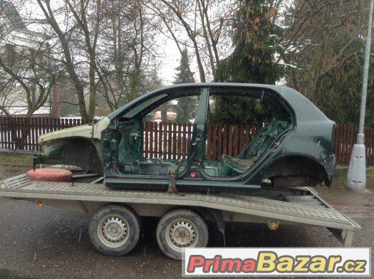 Prodám Kastli na Škoda Fabia I HB