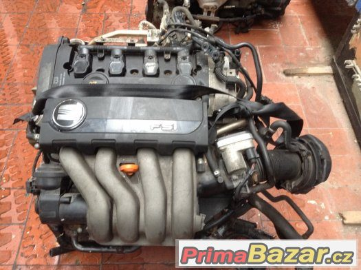 Prodám motor na Škoda Octavia II, 2.0 FSI, kod BLR