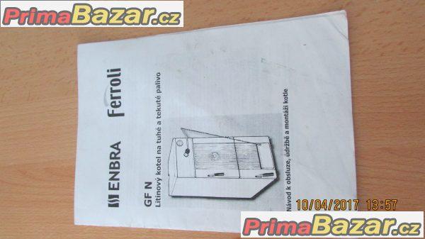 Prodej kotle Ferroli GF N Pellet 4