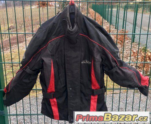 Textilní motorkářská bunda Buse (Büse)