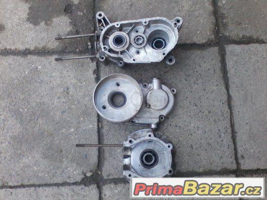Bloky motoru Babetta 207