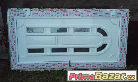 Plastové vstupní dveře Roro 210x110