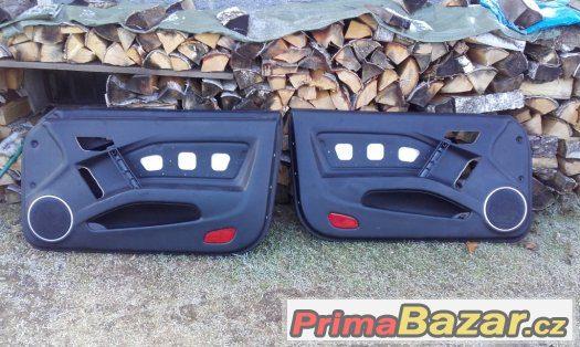 Tapecíry dveří Hyundai Coupe GK 2002-2007