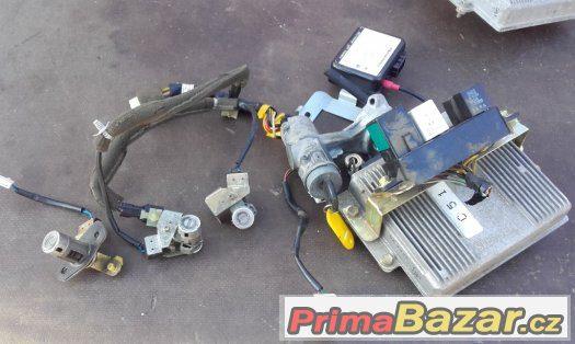 Řídící jednotky + klíče Hyundai Coupe RD 1996-2001