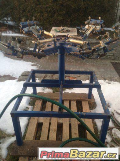karusel sítotisk