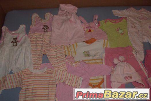 Dětské oblečení na holčičku