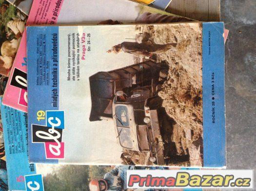 ABC casopis 80. a 90. léta