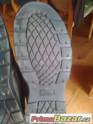 společenské/městské boty celokožené vel.46-47