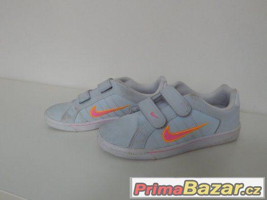 Dívčí tenisky Nike