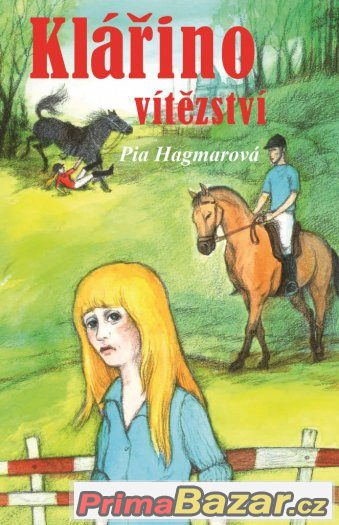 Kniha Klářino vítězství