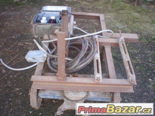 Železný vozík