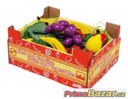 Krabička s ovocem