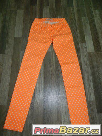 Dívčí kalhoty vel. 170