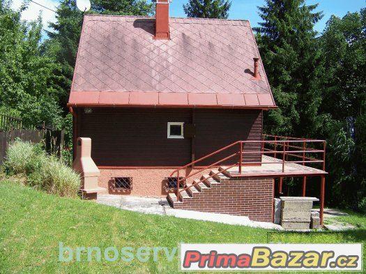 Prodej chaty 32 m2 se zahradou 368 m2, Čeladná