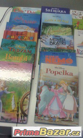 Knihy z edice Disney