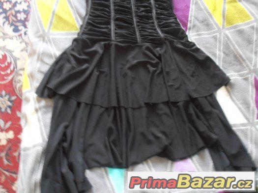 Dámské šaty na ramínka