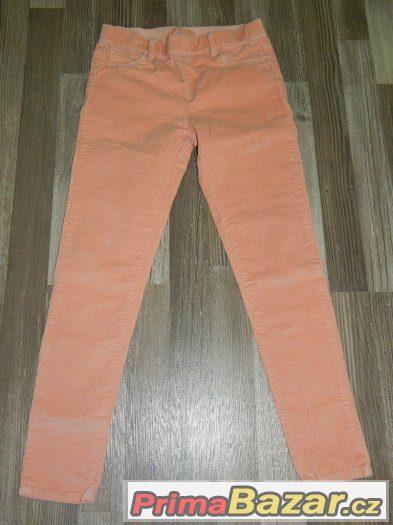 Dívčí kalhoty zn. ZARA vel. 152