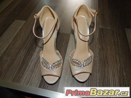 Svatební boty vel. 37