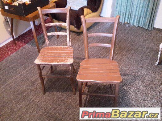 Staré židle