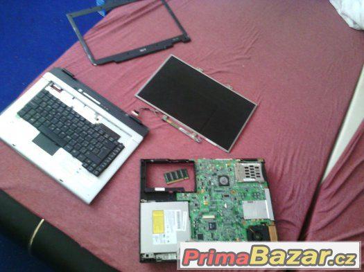 notebook acer aspire 3023WLMi na dily
