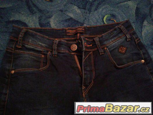 Pánské elastické džíny
