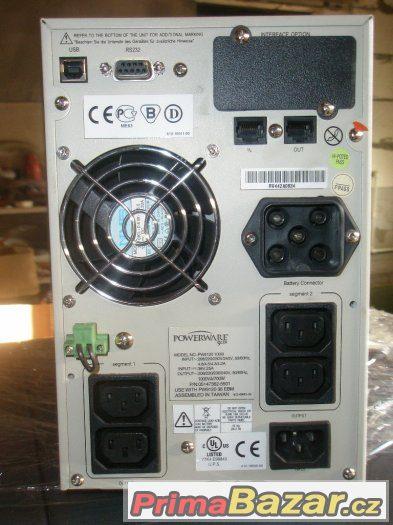 Záložní zdroj UPS Powerware 9120 1000VA / 700W