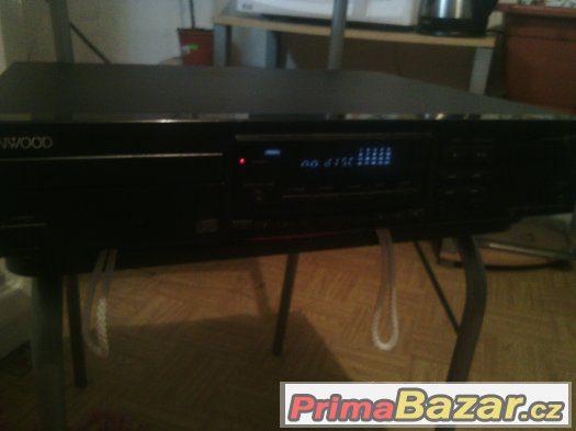 Kenwood DP-2080 CD Player Hi-Fi compact disc