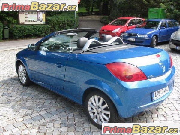 Opel Tigra 1.4i 16V, r. v. 2004
